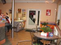 kavárna - cukrárna FIT Podlesí